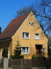 vorort einfamilienhaus 30er Jahre