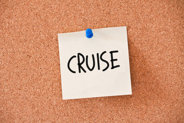 memo: cruise