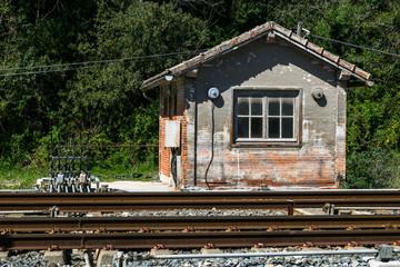 Vieux chemin de fer
