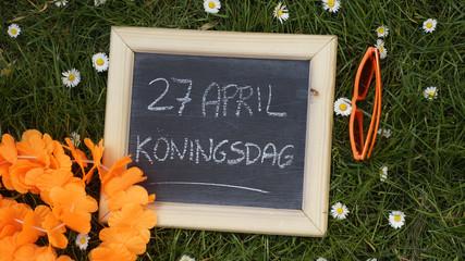 27th of April Kingsday