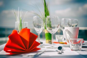 summer diner