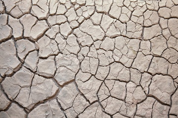 Drought soil background