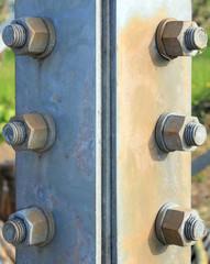 Struttura in metallo 2