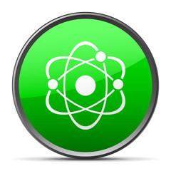 White Atom icon