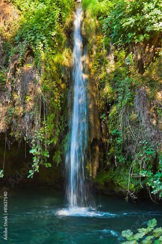 Waterfall Duden at Antalya Turkey - 81637540