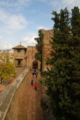 Mura Alcazaba