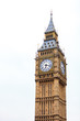 canvas print picture - Big Ben in Westminster, London England UK