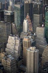 Manhattan's skyscrapers