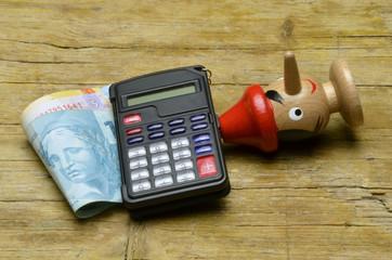 حساب سازی False accounting