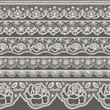 Lace borders - 81643730