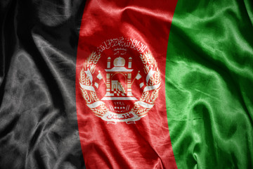 shining afghan flag