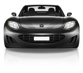 Car Automobile Contemporary Vehicle Transportation Concept