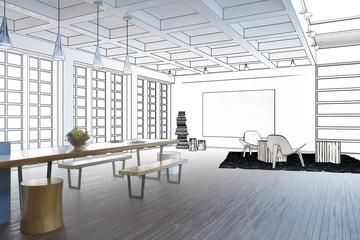 Loft-Project (construction)