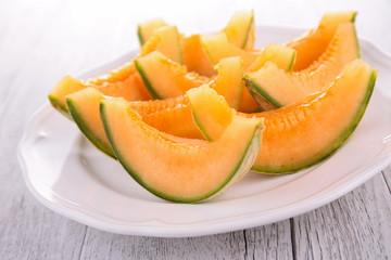 fresh melon
