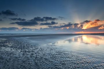 sunrise on island coast
