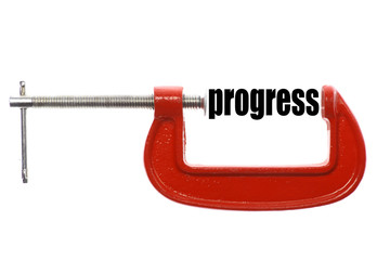 Smaller progress
