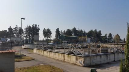 Depuratore acqua industriale