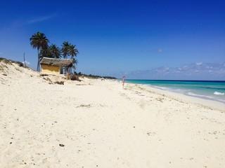 Playa del este, La Havana, Cuba