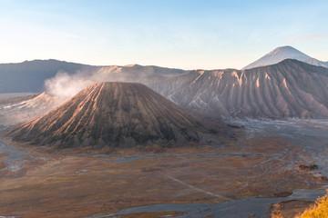 Vulkan Landschaft Indonesien