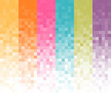 Fototapety Abstract pixel background