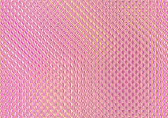 Glass pink mosaic, pink background