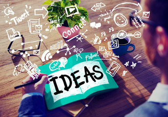 Idea Creative Creativity Imgination Innovate Thinking Concept
