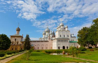 Kremlin in Rostov, the Golden Ring, Russia