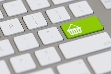 Online einkaufen mit E-Commerce