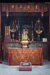 a-ma chinese temple in macau china