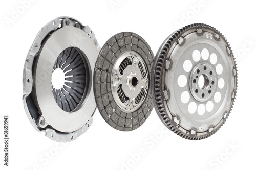 composed of damping flywheel, drive and basket - 81659941