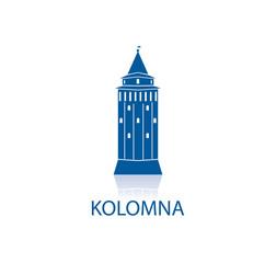 Kolomna town symbol
