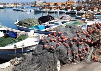 Tyre Harbor, Lebanon