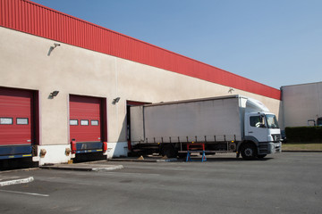 docks truck