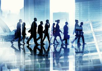 Diversity Business Corporate Professional Occupation Concept