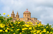 View of the Cathedral of St. Paul in Mdina - Malta - 81662737