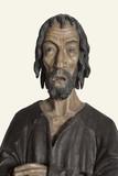 Älteste Statue des Niklaus von Flüe, Rathaus, Stans NW