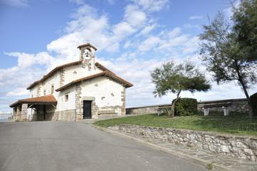Hermitage in Northern Spain