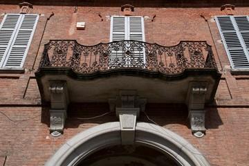 Ringhiera e balcone