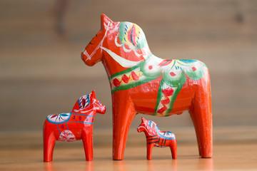 Dalecarlian horses 6