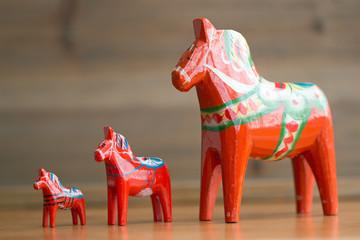 Dalecarlian horses 8