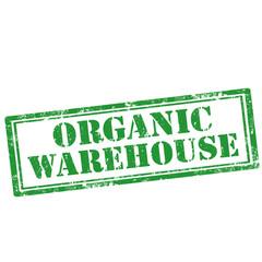 Organic Warehouse-stamp