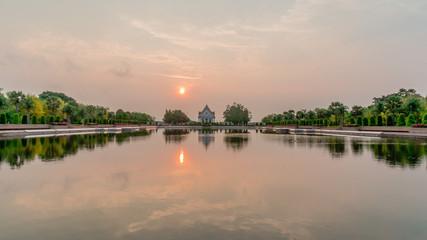 Phutthamonthon (nakhon pathom,Thailand)