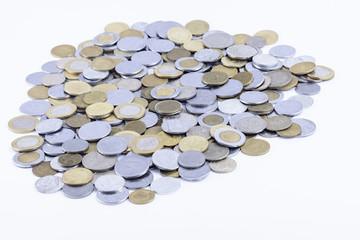 Monete: i tagli della lira