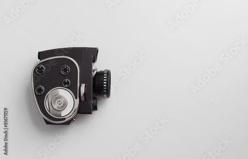 Vintage video camera - 81671159