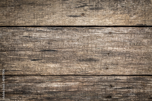 Tuinposter Hout grunge wood planks background texture