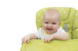 Quadro baby in highchair