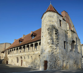 The chateau Henry IV at Nerac