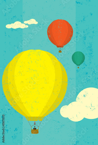 Hot air balloons - 81678515
