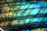 labradorite mineral background - 81678753
