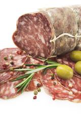 Italian salamiItalian salami